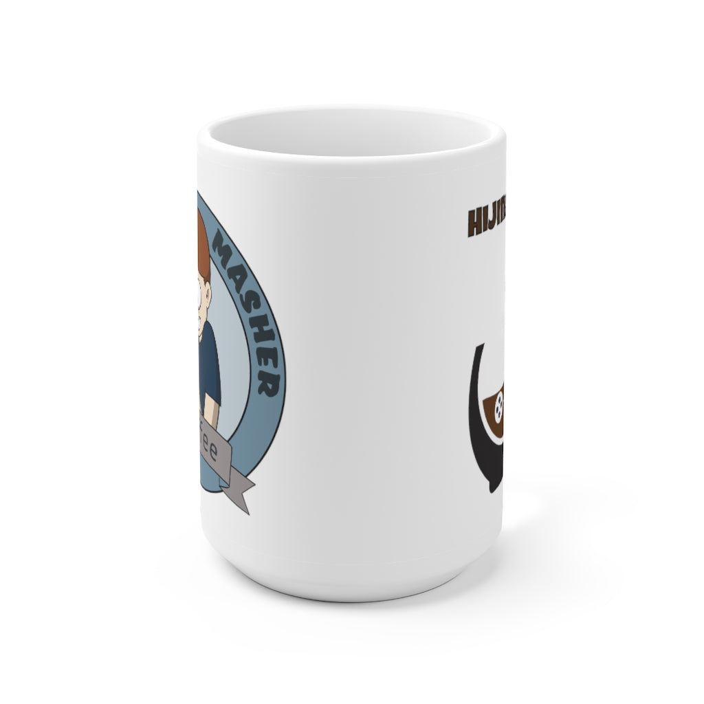 Button Masher The Mug