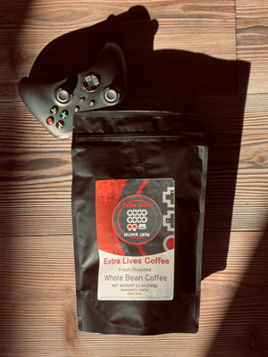 Extra Lives Coffee - Whole Bean - 12 oz
