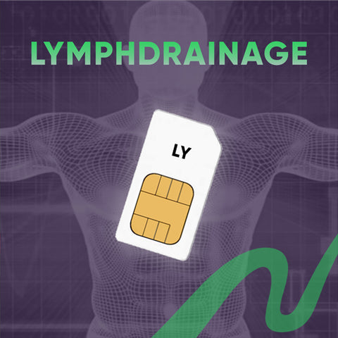 Lymphdrainage Chipkarte