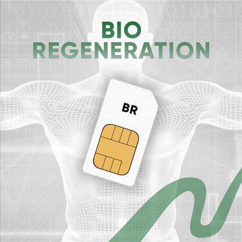 Bio-Regeneration Chipkarte