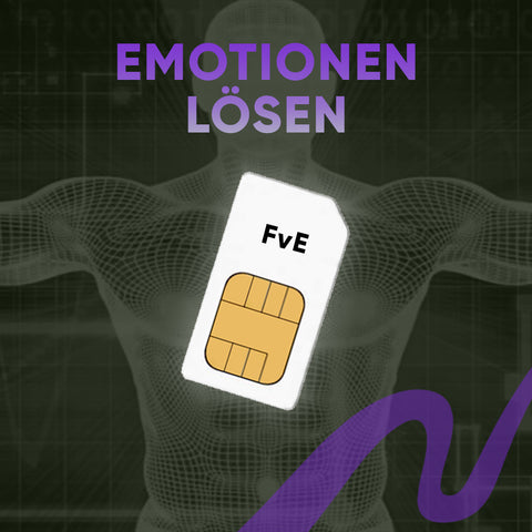 Emotionen Lösen Chipkarte