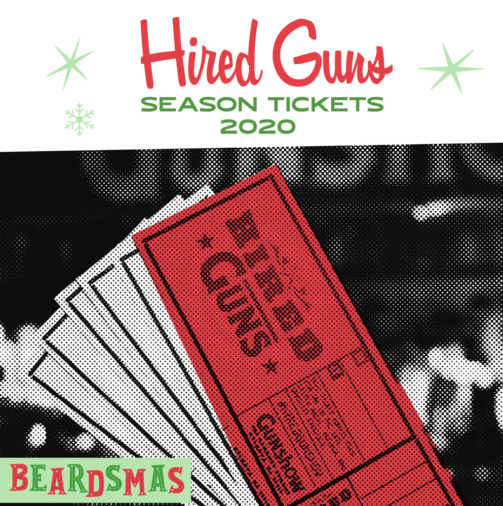 Hired Guns 2020 Season Tickets