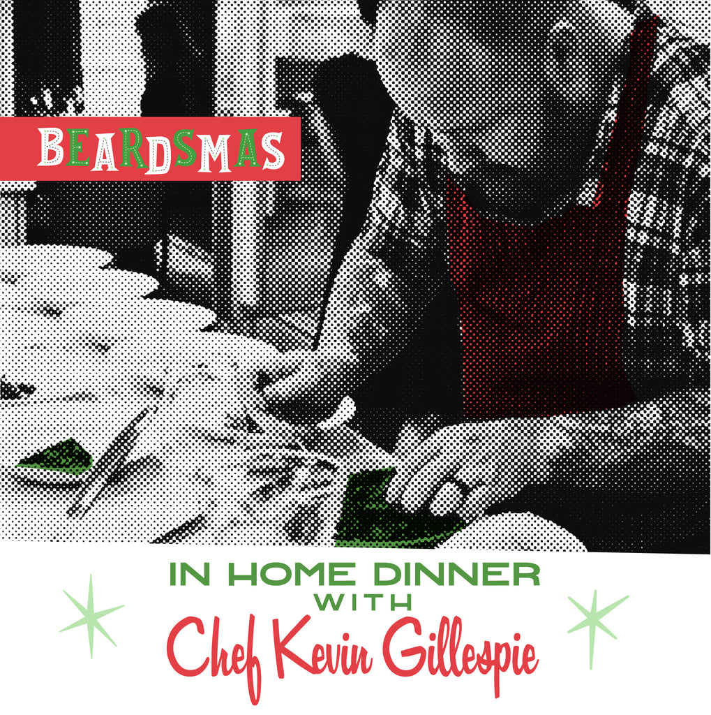 In Home Dinner with Chef Kevin Gillespie