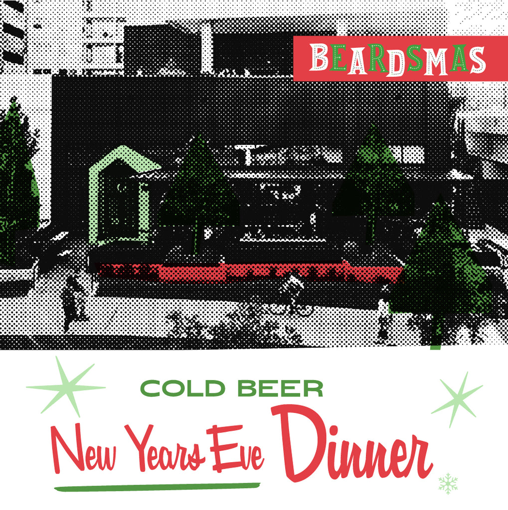 Cold Beer New Year's Eve Dinner Ticket