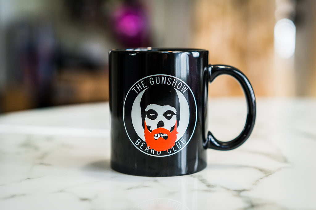 Gunshow Beard Club Mug