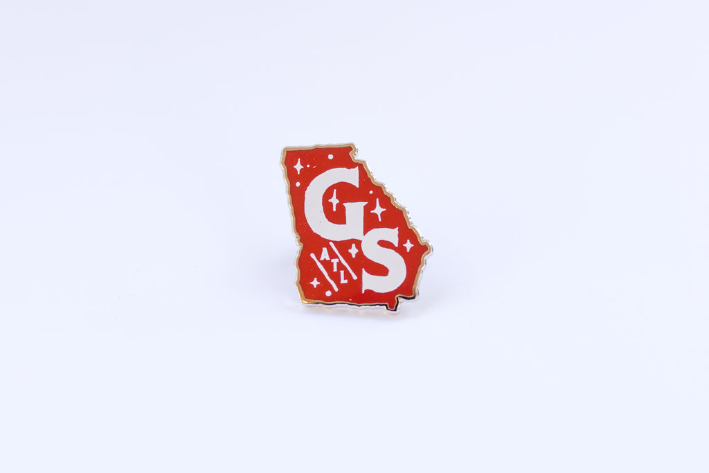 Gunshow Georgia Pin