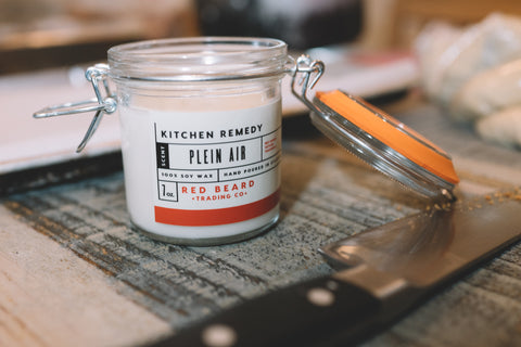 Plein Air Kitchen Remedy Candle