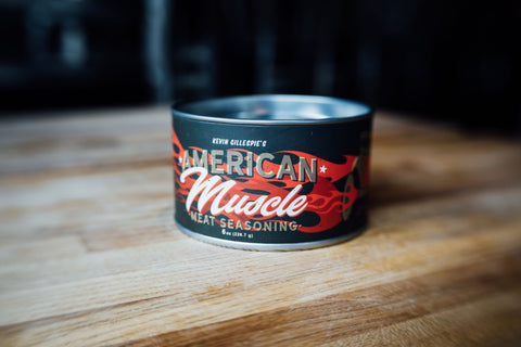 American Muscle Meat Seasoning