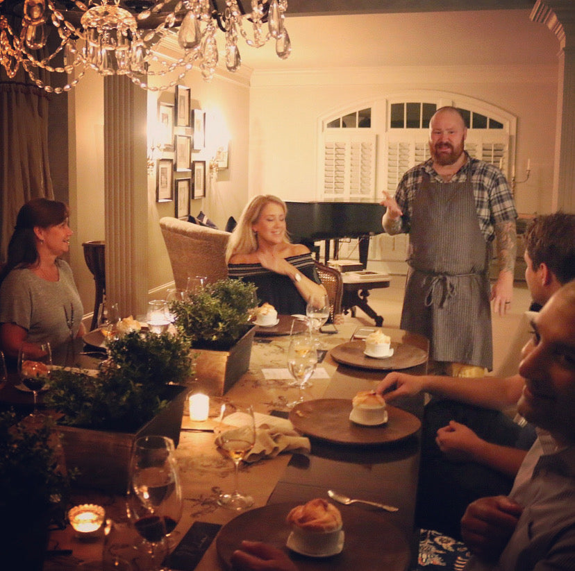 Celebrate a Special Event with Chef Kevin Gillespie