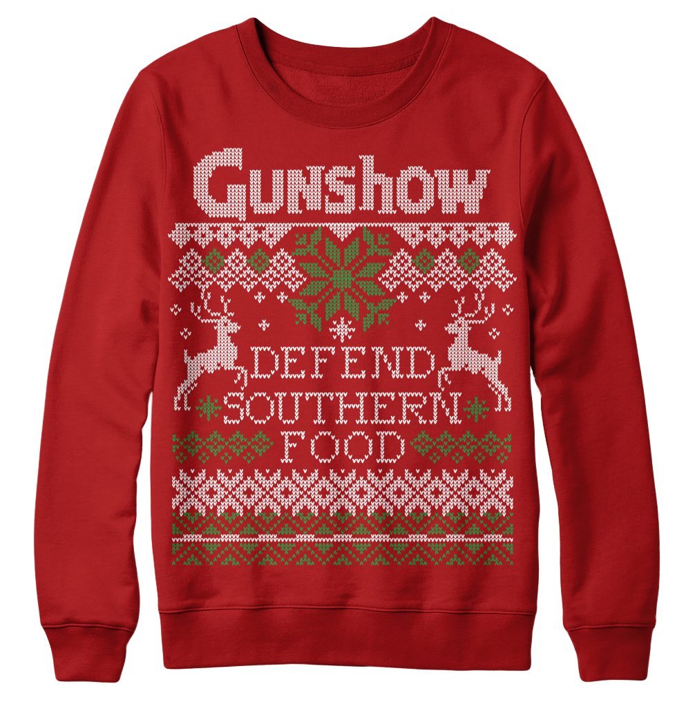 Defend Southern Food Sweatshirt