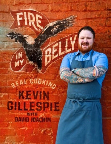 Fire in My Belly Cookbook
