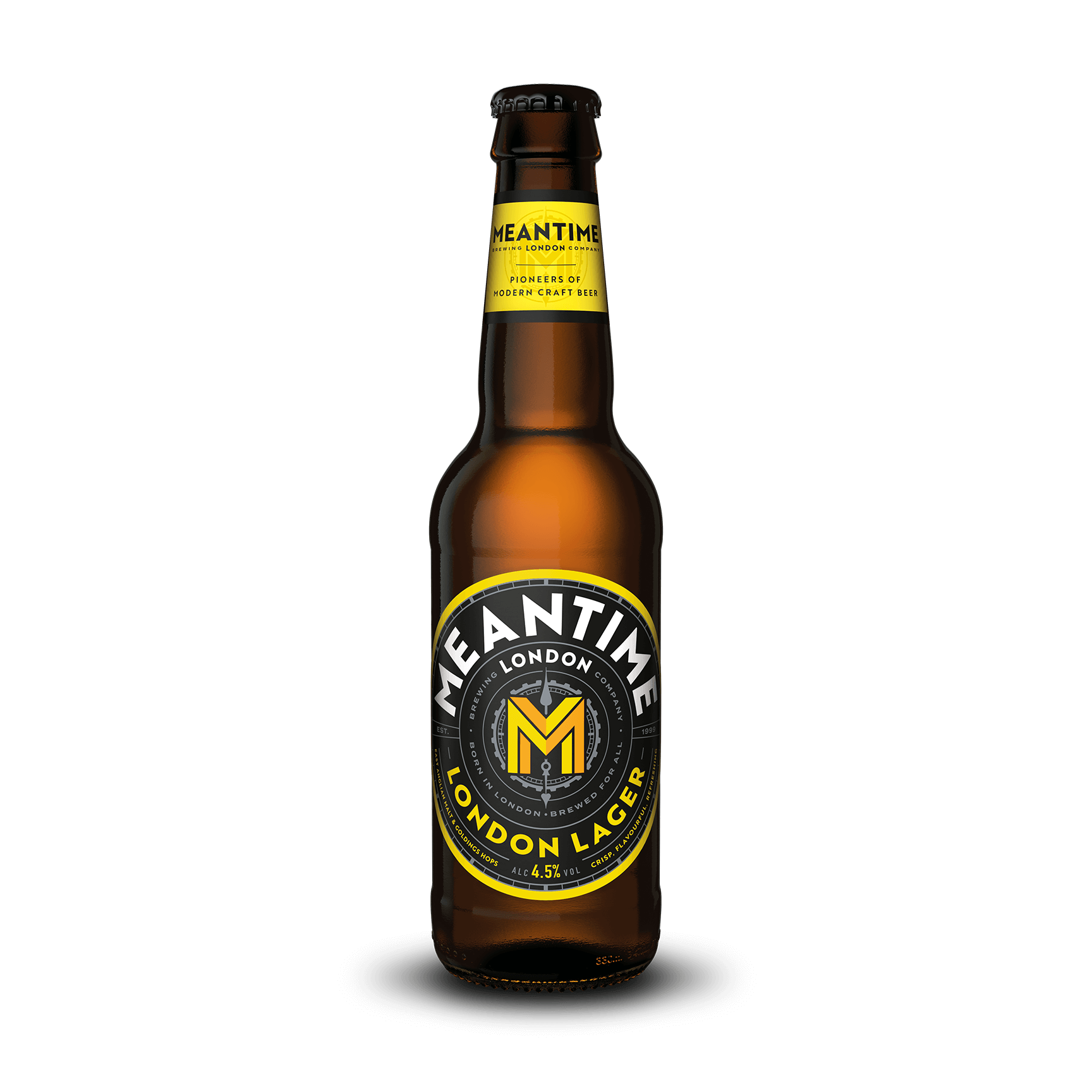 London Lager (Bottle)