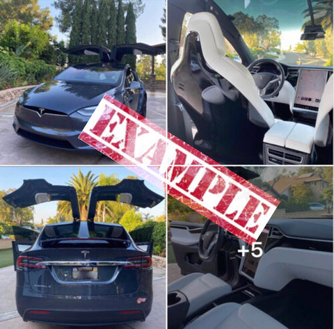Example of car for sale