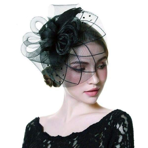 Fascinating vintage hat