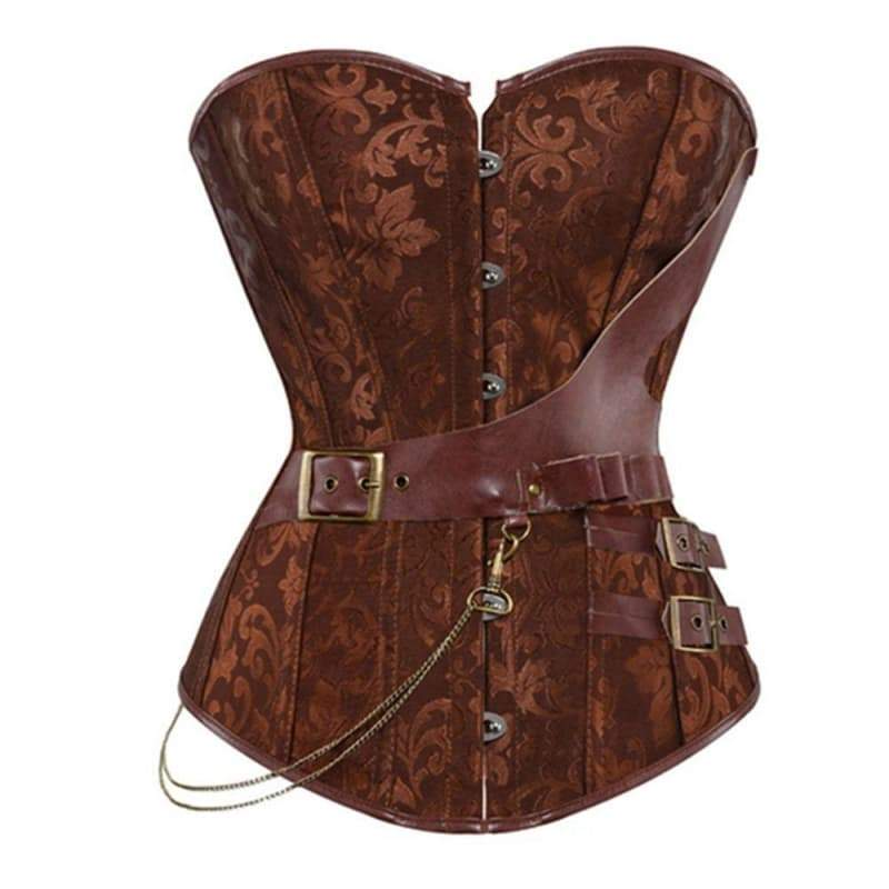 corset pirate femme Style