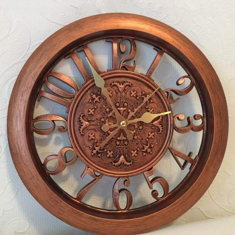 steampunk wall clock mode