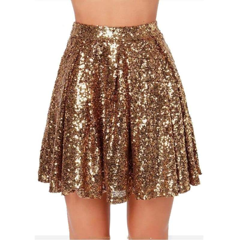 short skirt gilded steampunk store mode
