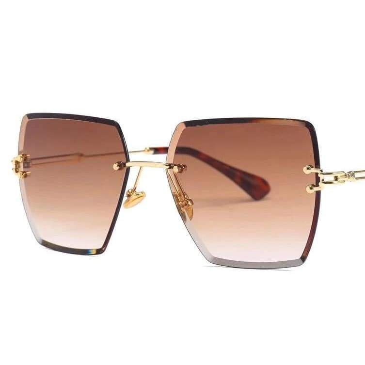 steampunk store women sunglasses without frame renaissance