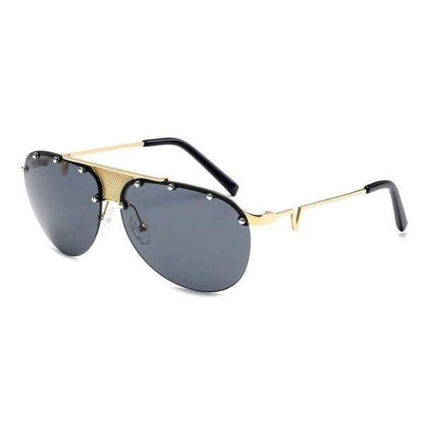 aviator steampunk sunglasses mode