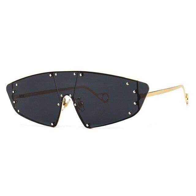 Steampunk glasses canopy