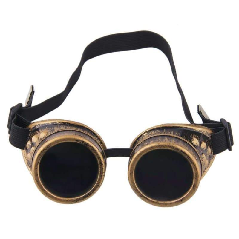 Welder's steampunk glasses