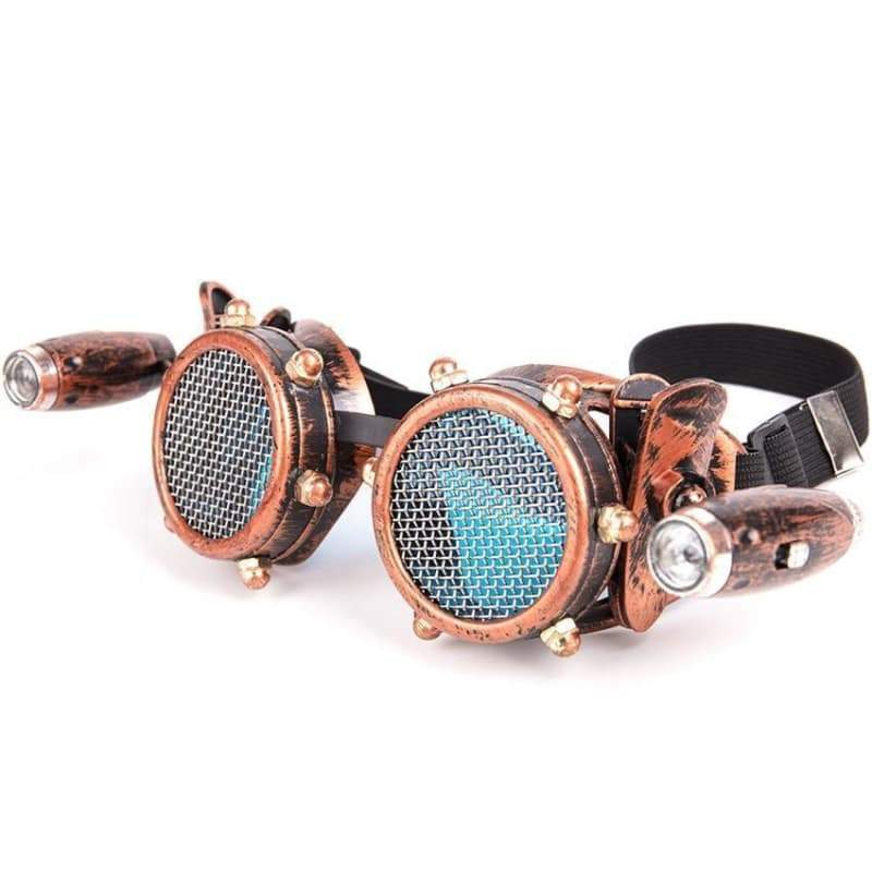 Steampunk glasses captain nemo