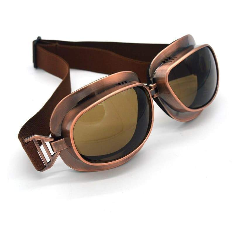 Copper steampunk glasses