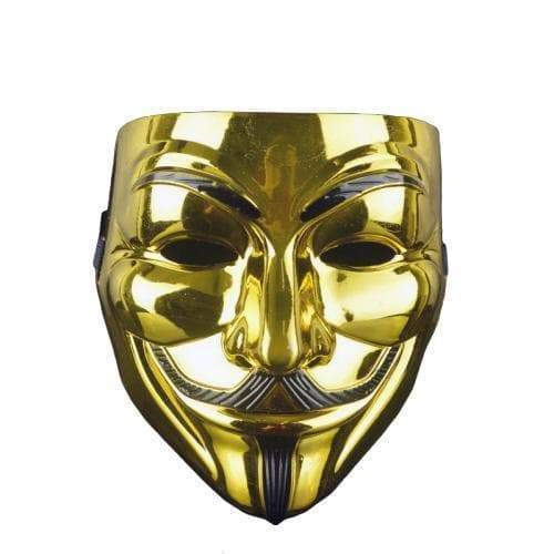 Steampunk mask guy fawkes