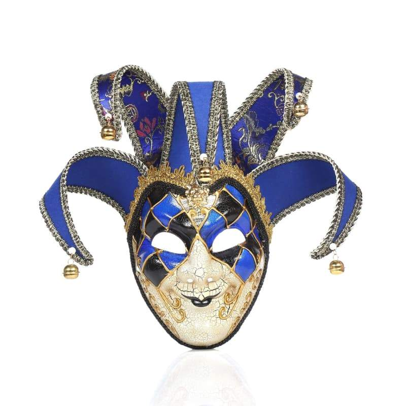 Mask steampunk commedia dell'arte