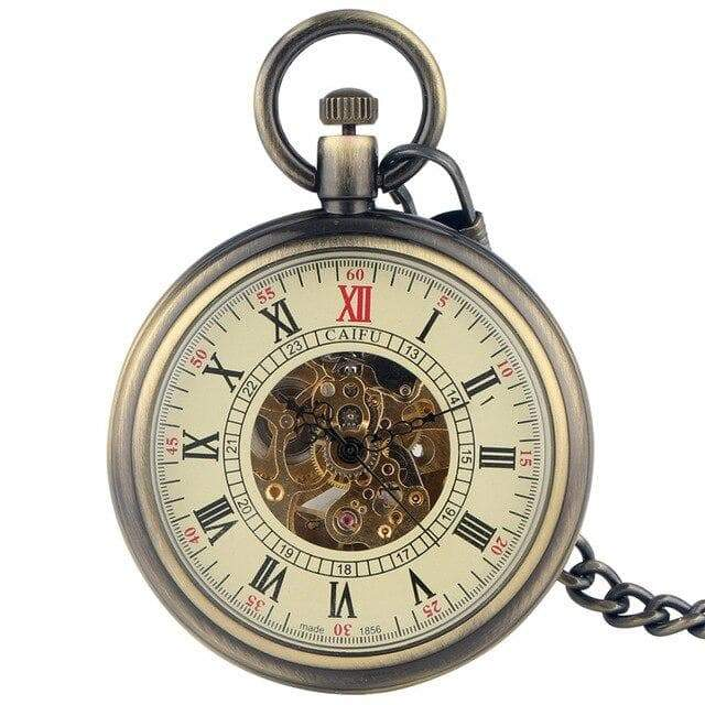 English style pocket watch