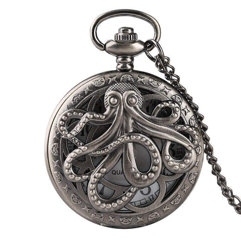 Kraken Pocket Watch