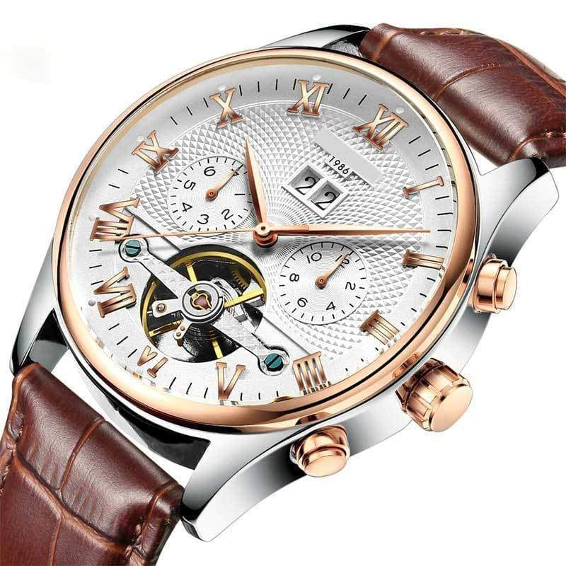 men's mechanical watch steampunk store renaissance