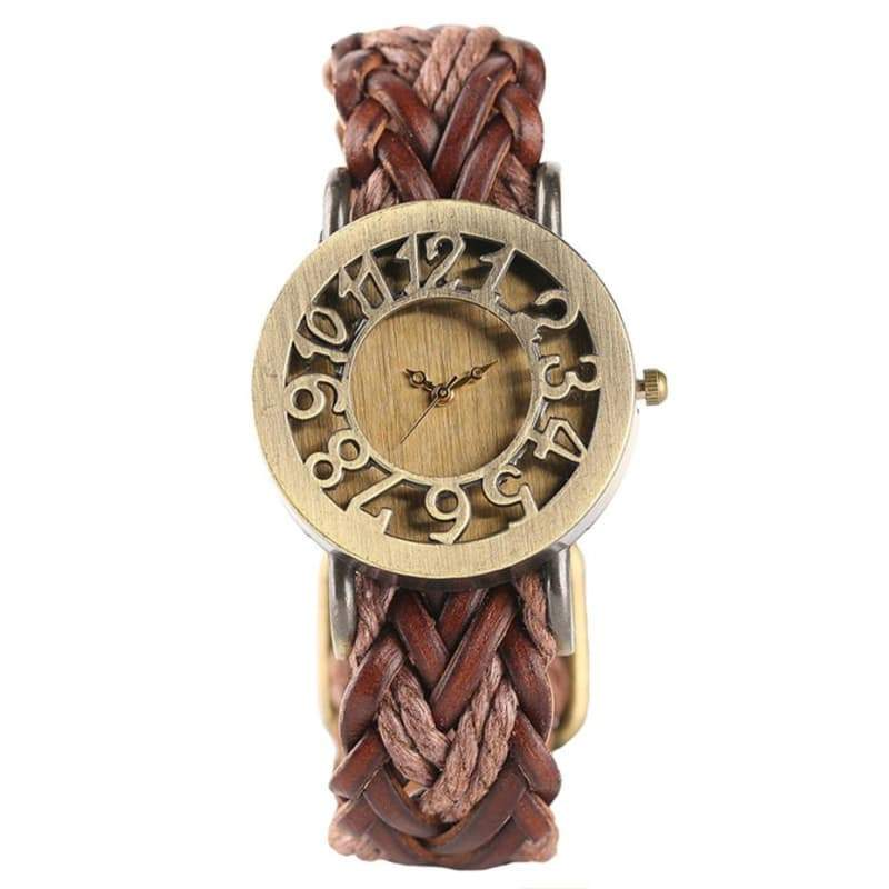 steampunk vintage women's watch Gothic
