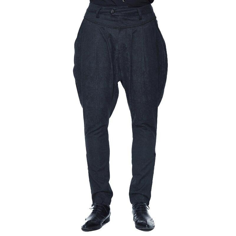 men's puffy pants Style