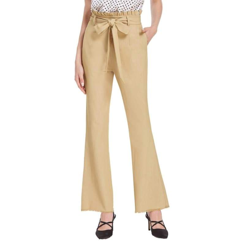 Vintage pants high waist woman Dieselpunk