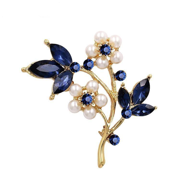 antique flower brooch 2021