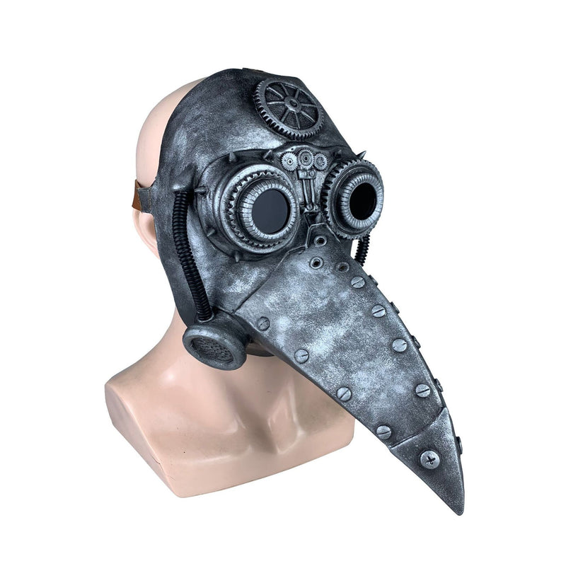 Mask steampunk strange doctor