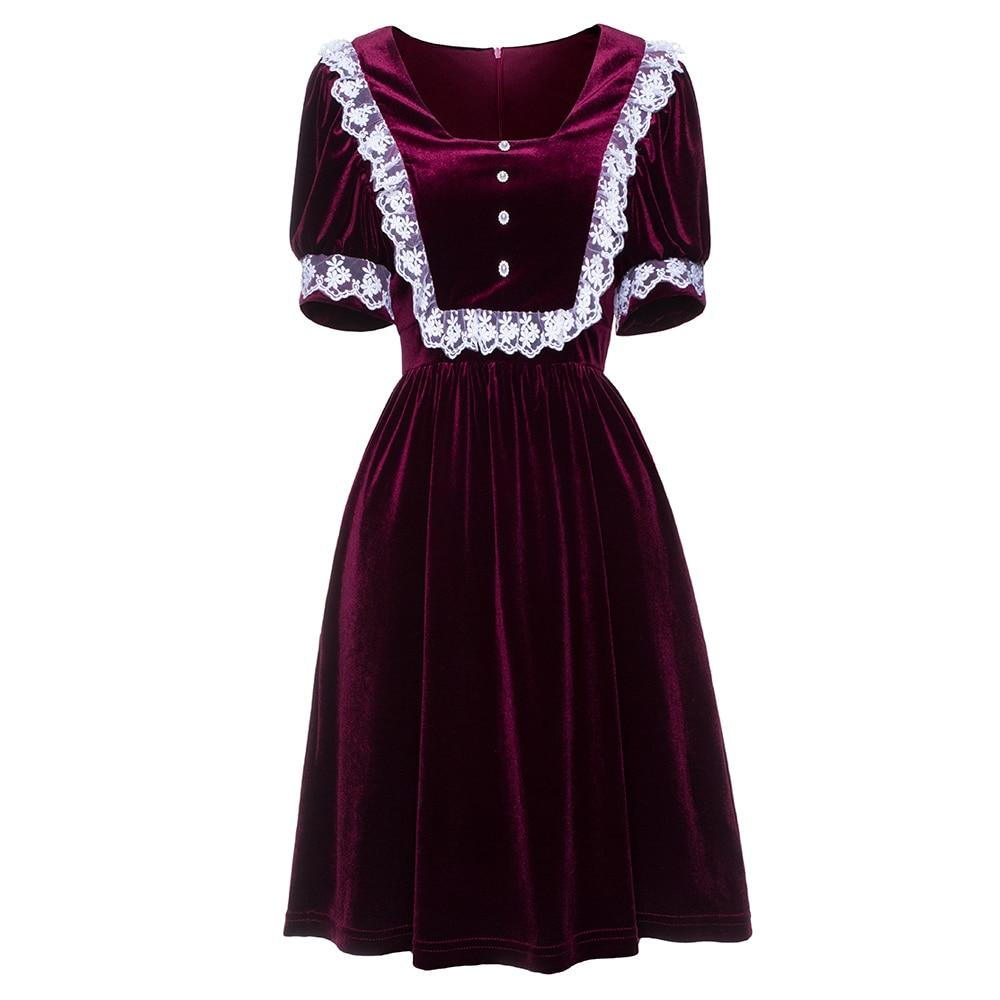 Medieval steampunk dress