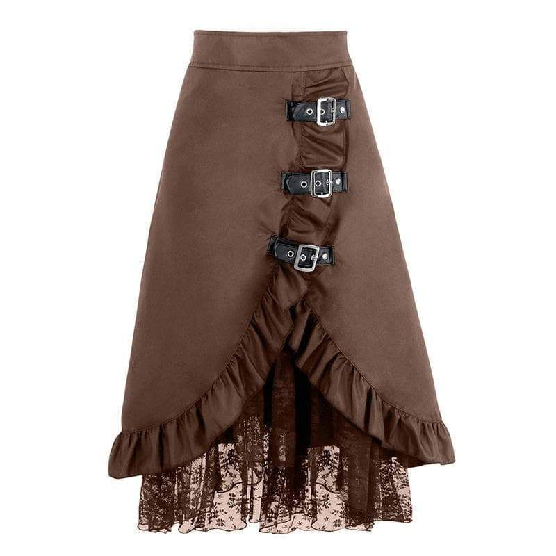 steampunk skirt mode