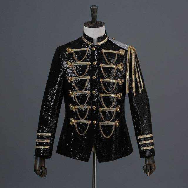 veste officier steampunk Gothic