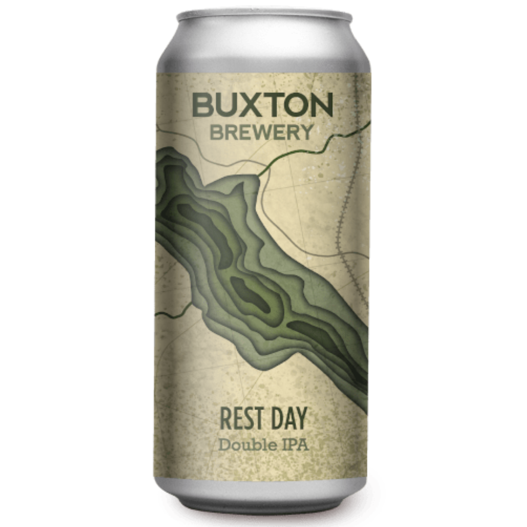 Buxton Rest Day DIPA 8% 440ml