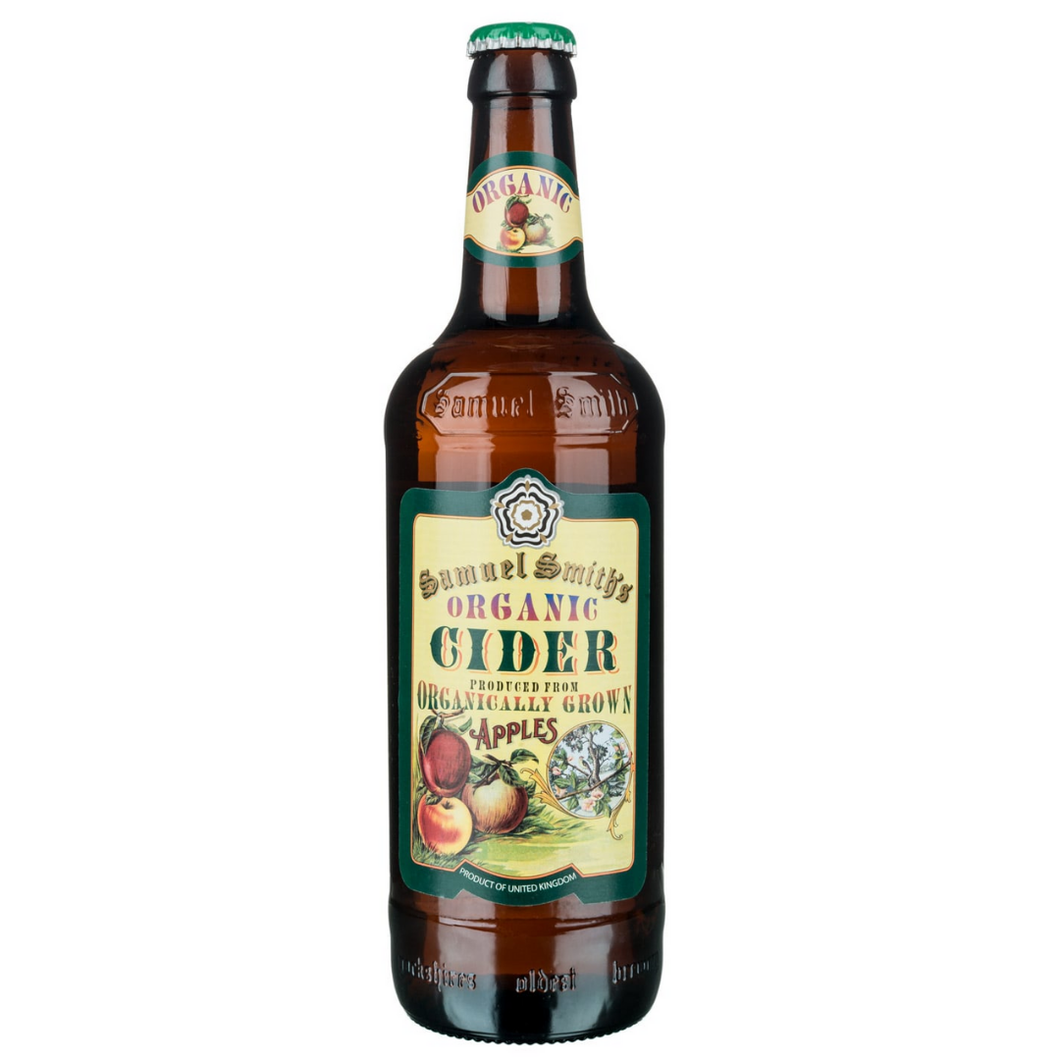 Samuel Smith Organic Cider 5% 550ml