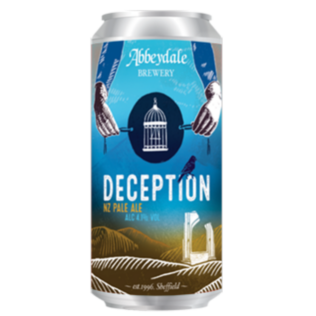 Abbeydale Deception Pale 4.1% 440ml