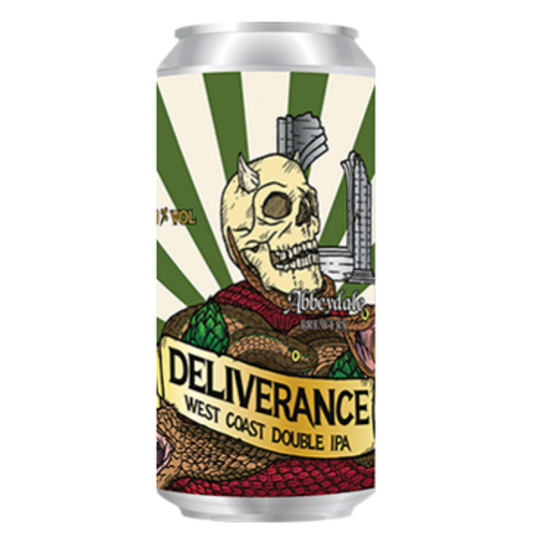 Abbeydale Deliverance DIPA 8% 440ml