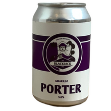Load image into Gallery viewer, Blackjack Porter 5% 330ml