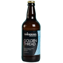Load image into Gallery viewer, Salopian Golden Thread 5% 500ml