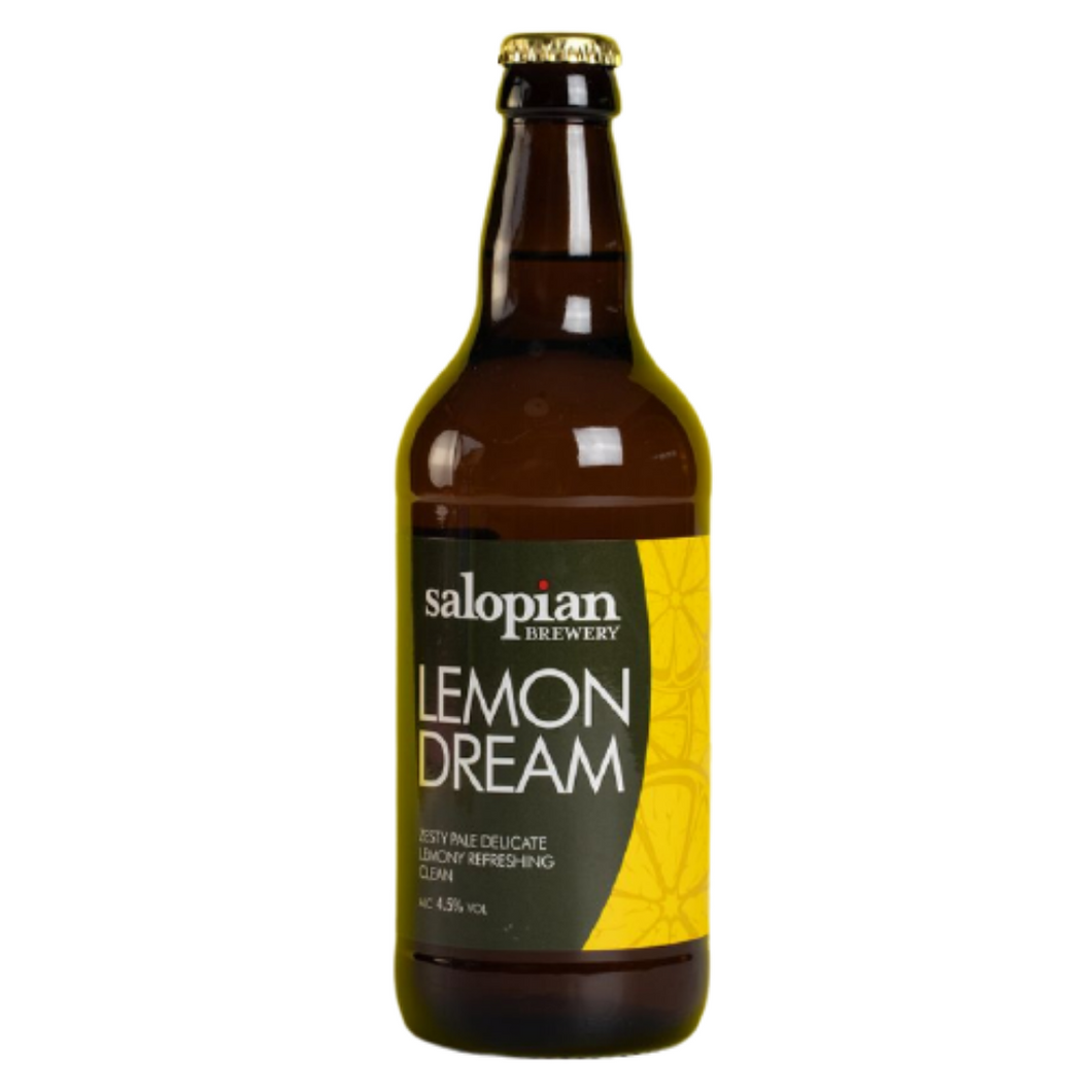 Salopian Lemon Dream 4.5% 500ml