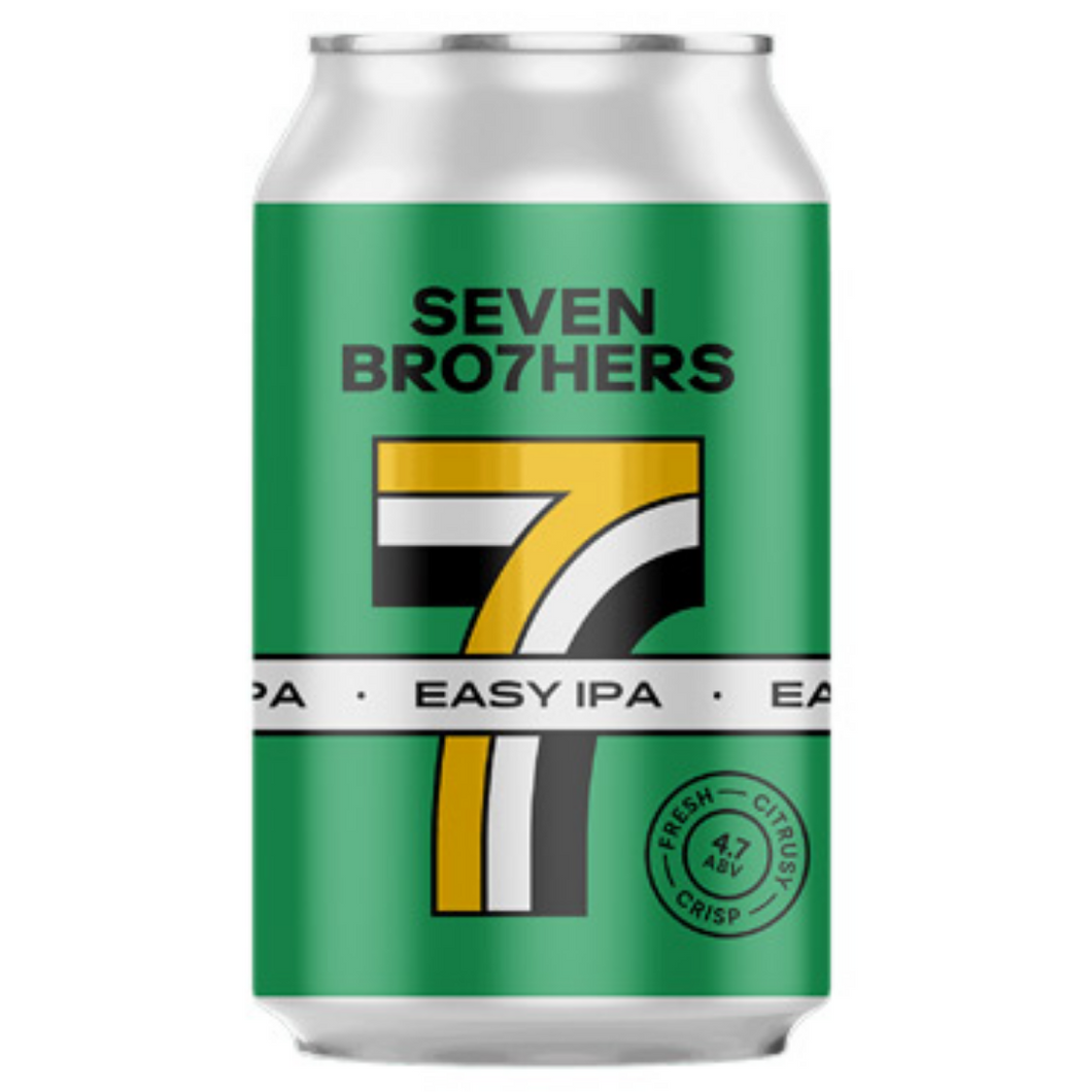 Seven Brothers Easy IPA 4.7% 330ml