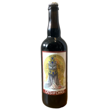 Load image into Gallery viewer, Torrside Cats of Chaos Cleocatra Red/Black IPA Rum Barrel 6.5% 750ml