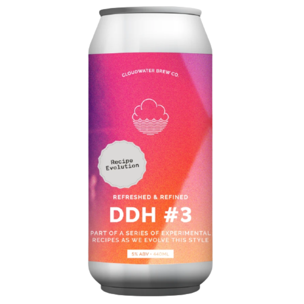 Cloudwater DDH Pale Evo #3 5% 440ml